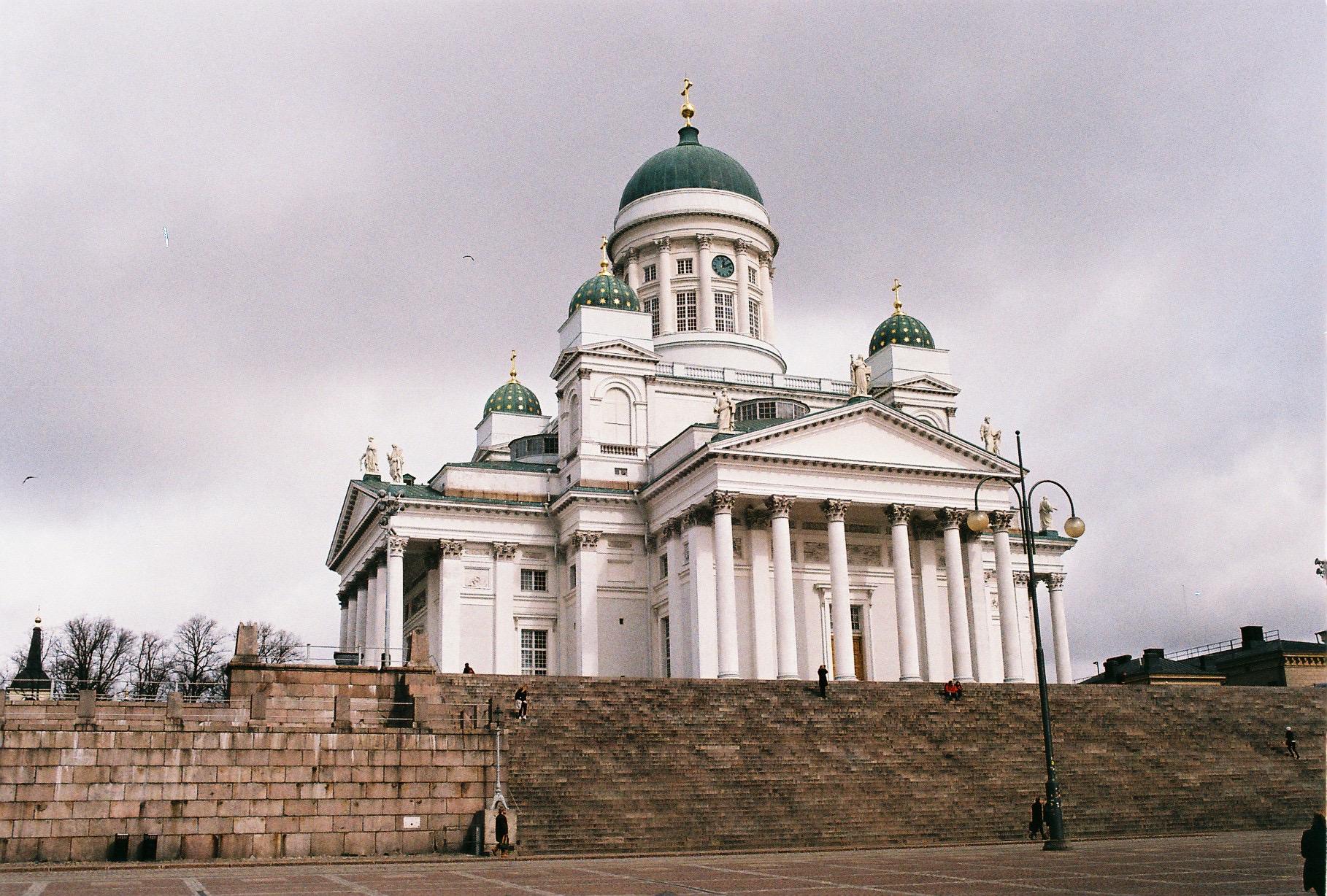 Helsinki, avril 2015